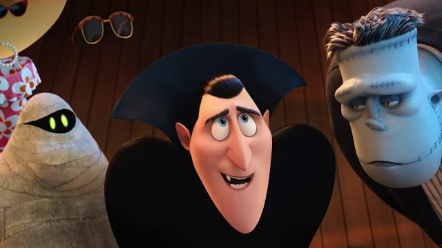 Hotel Transylvania 3 (2018) Dual Audio mkv movie download