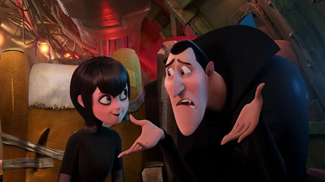 Hotel Transylvania 3 Summer Vacation (2018) 480p