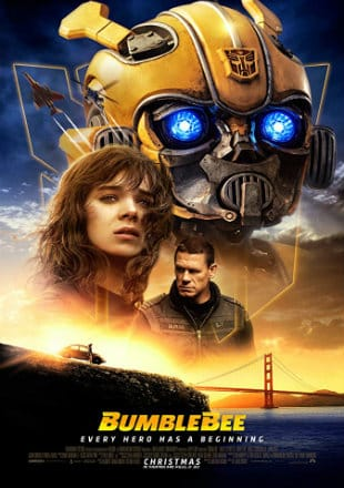 Bumblebee full movie Download,Bumblebee poster
