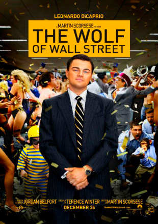 The Wolf of Wall Street (2013) English 480p BluRay Full Movie Download