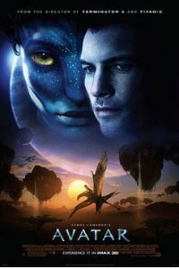 Avatar 2009 Dual Audio 300mb 480p Hindi BluRay mkv movie Download