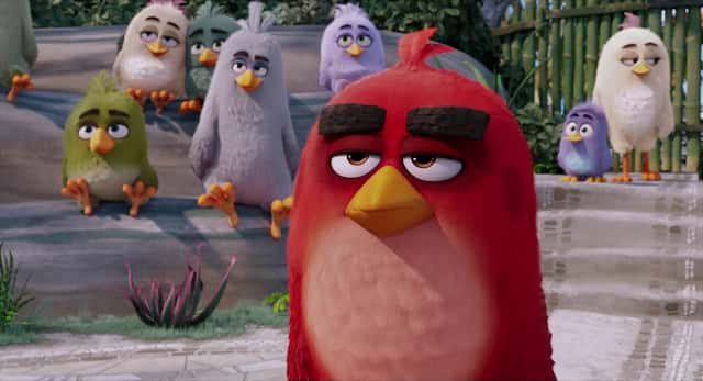 The Angry Birds Movie 2016 Dual Audio [Hindi - English] 480p BluRay 300MB movie free Download