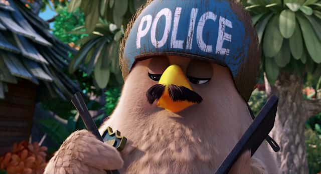 The Angry Birds Movie Download (2016) Dual Audio 480p BluRay image