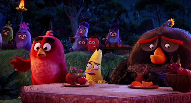 The Angry Birds Movie Download (2016) Dual Audio 300mb BluRay screenshot