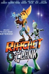 Ratchet & Clank 2016 Dual Audio [Hindi - English] 480p BluRay 300MB movie free Download